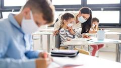 Cover for School board in New Mexico suspended over refusal to comply with mask mandate