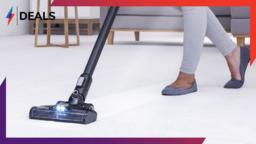 Cordless Bagged Stick Vacuum Cleaner