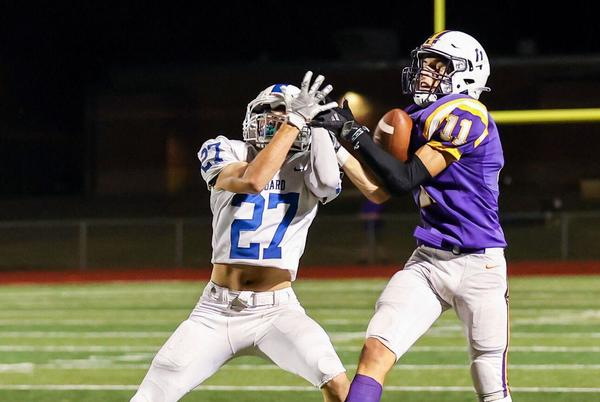 Picture for Big-Play Bulldogs top Goddard