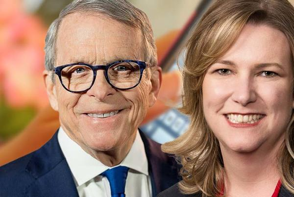 Picture for Text Messages Reveal DeWine and Democratic Gubernatorial Candidate Nan Whaley Routinely Compliment Job Performance