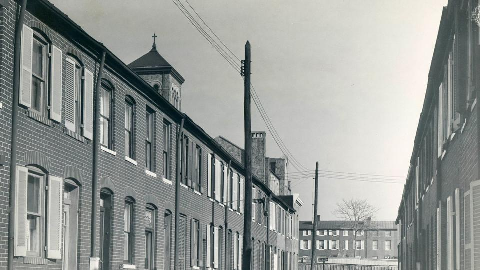 Picture for Alley houses, now an 'endangered species,' were once the core of working-class Baltimore