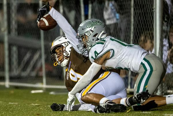 Picture for High school football: Why De La Salle's loss to St. Francis might not be storied program's only regular-season defeat