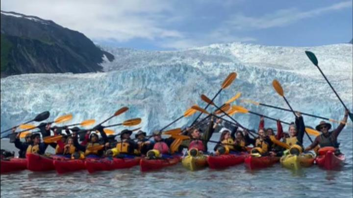 Cover for Northville's Scouts BSA Troop 777 Experienced an Outdoor Adventure in Alaska