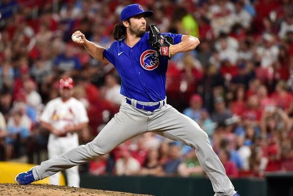 Picture for Cubs activate Hoerner, Thompson; DFA longtime Cub Maples