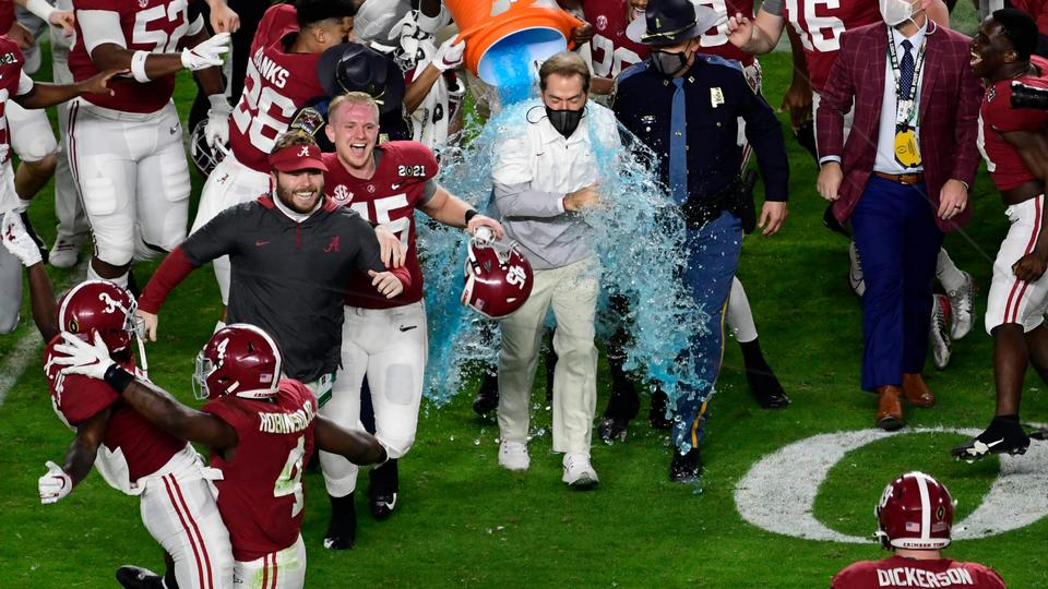 Picture for Power rankings 1-16: SEC football from first to worst if Oklahoma and Texas played in the 2021 season