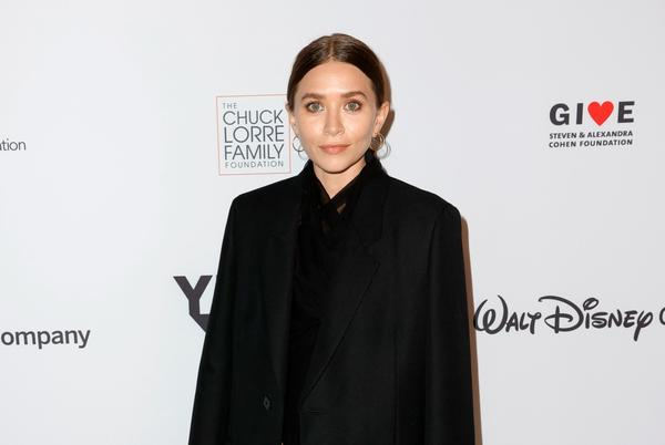 Picture for Ashley Olsen Made a Rare Red Carpet Appearance in Full-On Monochrome