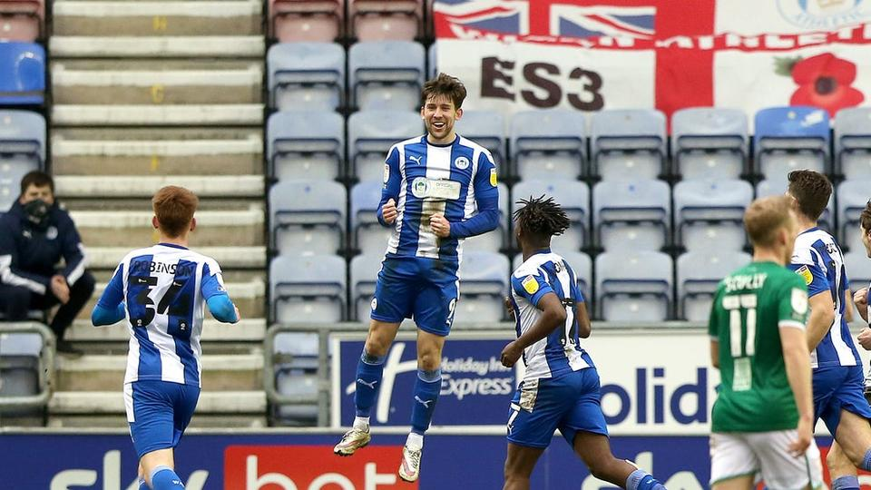 Picture for Callum Lang awaits concussion tests ahead of Wigan's home clash with Sunderland