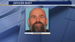 Cover for Police officer in Wise County shot, search for shooter continues