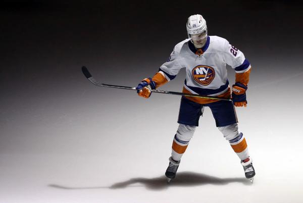 Picture for A Look at Oliver Wahlstrom's Rookie Season