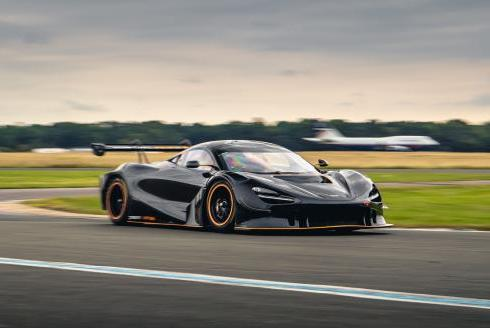 Picture for McLaren 720S GT3X: what is it and why should I care?