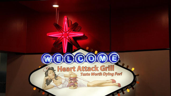 Cover for The Heart Attack Grill in Las Vegas: a unique experience that's worth doingonce