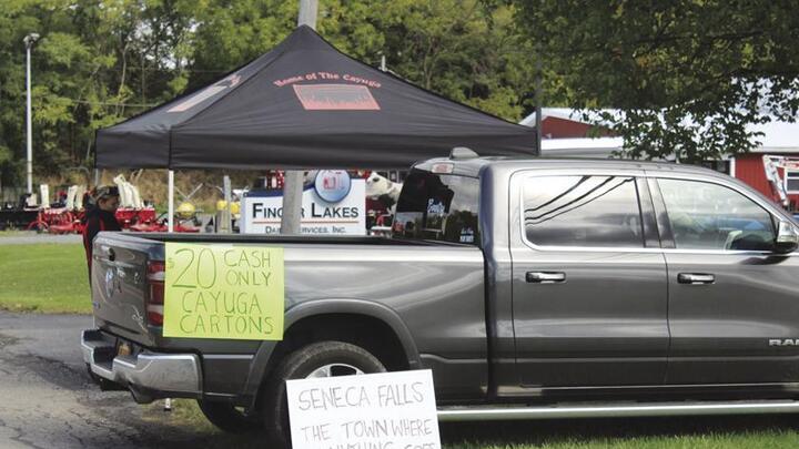 Cover for Native American cigarette-selling war has begun in Seneca Falls
