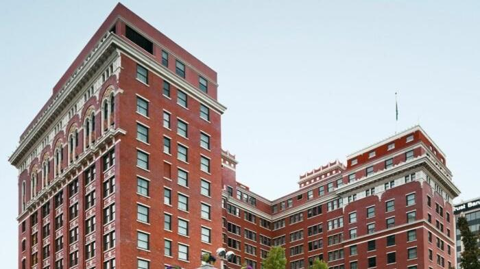 Cover for The Historic Davenport Hotel In Washington Is Notoriously Haunted And We Dare You To Spend The Night