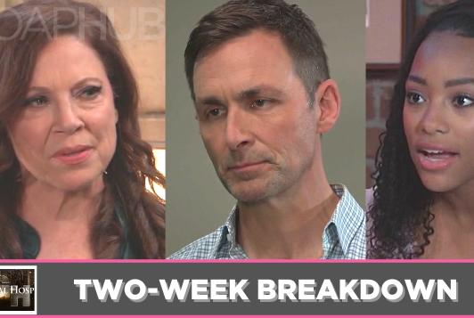 Picture for GH Spoilers Two-Week Breakdown: Drama, Trauma, and Twists