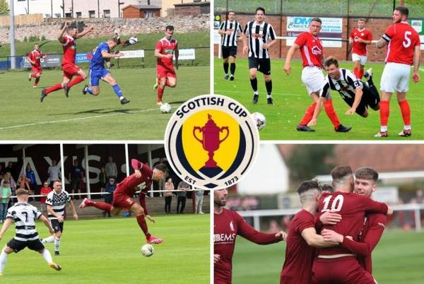 Picture for Tranent reach Scottish Cup third round as Dunbar taken to replay and Haddington and Preston knocked out