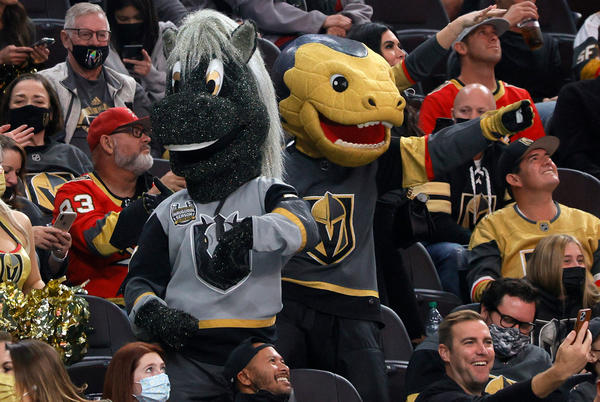 Picture for Golden Knights, Silver Knights to debut specialty jerseys for Nevada Day