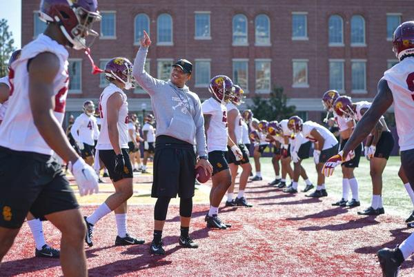 Picture for Students speak out on the state of USC football
