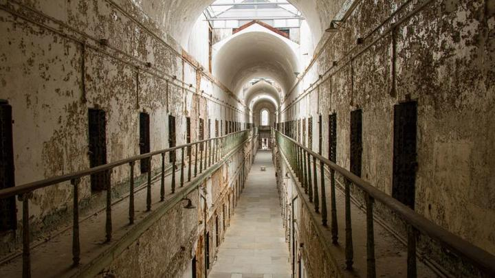 Cover for Exploring the Haunted Eastern State Penitentiary