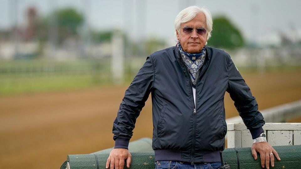 Picture for Horse racing-Medina Spirit trainer Bob Baffert sues over New York racing ban