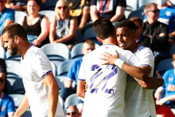 Picture for Immediate Reaction: Rangers 2-1 Real Madrid
