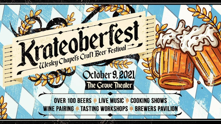 Cover for Krateoberfest In Wesley Chapel Cancelled Due To Weather