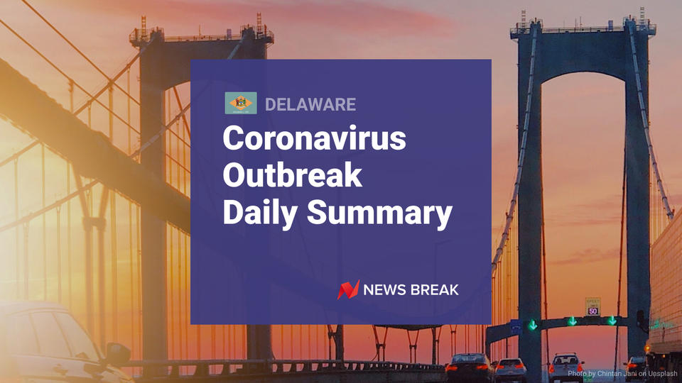 Picture for Coronavirus Outbreak in Delaware | Daily Summary