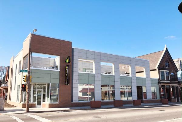 Picture for 'Neighborhood Gems': Learn about the Innovation & Wellness Commons: Phase II and Newline Community Cafe