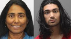 Cover for Maryland man arrested for killing his mother and dumping her body outside their home