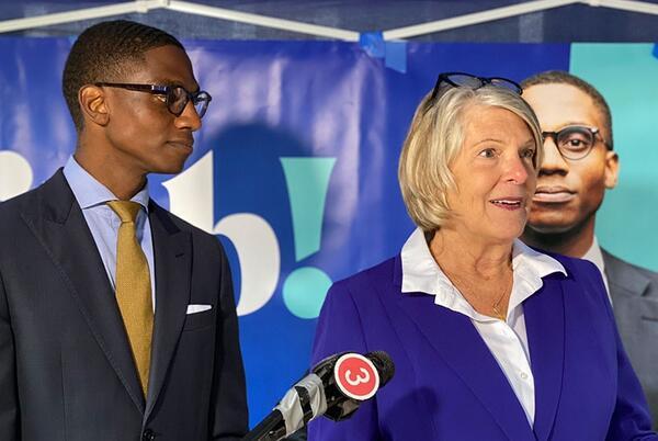 Picture for Former Cleveland Mayor Jane Campbell Endorses Justin Bibb