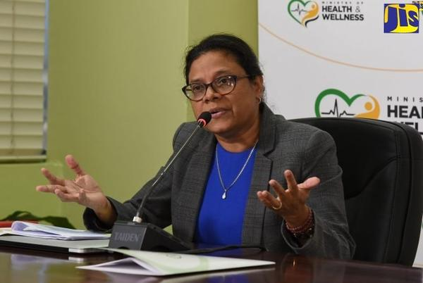 Picture for Jamaica's Health Ministry Aims for 40% of Jamaicans to be Vaccinated Before Christmas