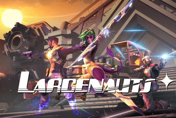 Picture for Larcenauts Update Expands Ludus Galaxy, Deploys New Specialist, Payload-Style Mode & Map Today