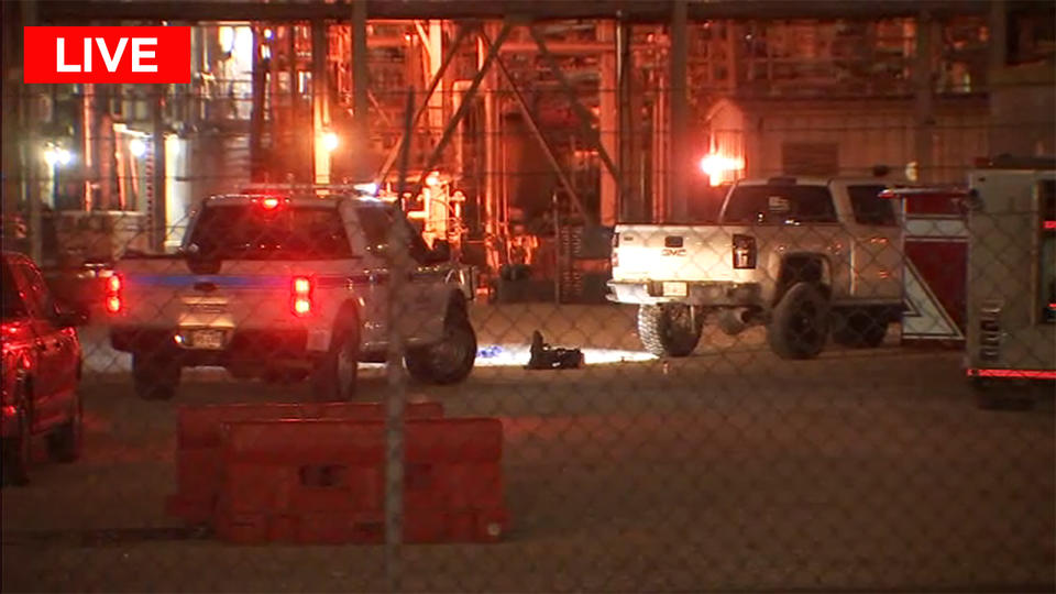 Picture for 2 dead after chemical incident at LyondellBasell facility in La Porte, officials say