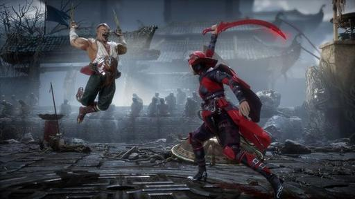 Mortal Kombat 11 Producer Talks Switch Version Development Team