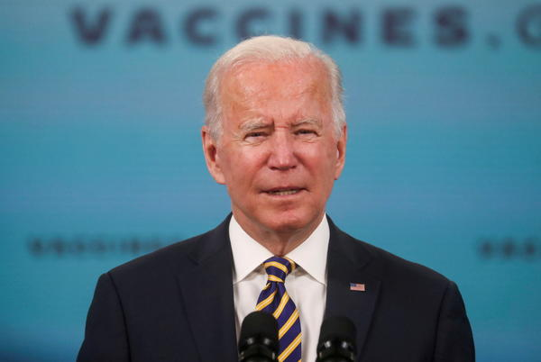 Picture for Biden under pressure as U.S.-Mexico border arrests reach record highs