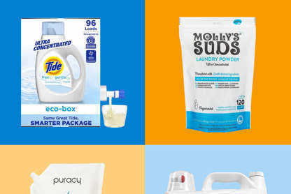 Picture for 17 Best Laundry Detergents, According to Cleaning Experts