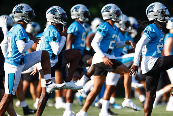 Picture for Panthers' Keith Kirkwood released from hospital, concussed after scary hit by rookie J.T. Ibe, who was waived