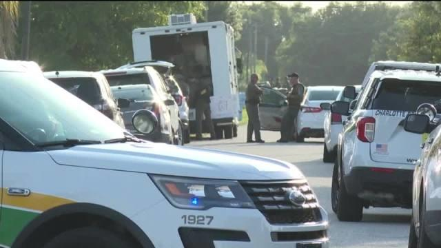 Picture for Charlotte County standoff ends peacefully