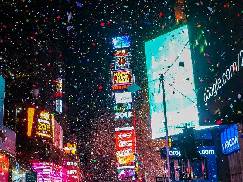 Times Square New Year's Eve Celebration To Close Out 2020 With Epic 70s Hit | News Break