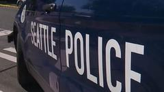 Cover for Off-duty Seattle police officer killed while helping with car crash on I-5