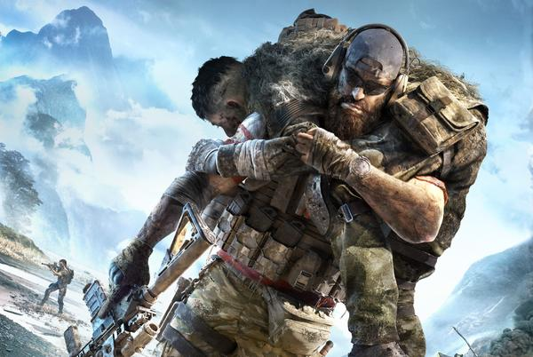 Picture for Ubisoft is revealing a new Ghost Recon project today