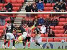 Picture for Sunderland 2-1 Lincoln City (2-3 agg): Tom Hopper goal ensures Imps hold off Black Cats to reach League One play-off final