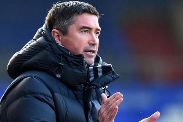 Picture for Harry Kewell: Barnet sack manager after seven winless games in charge