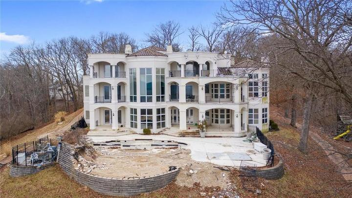 Cover for UPDATE: Nelly's Crumbling Mansion in St. Louis Has Finally Been Sold [PHOTOS]