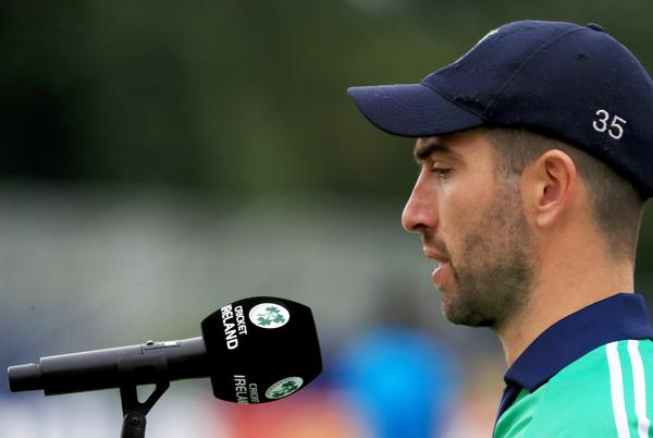 Picture for Andrew Balbirnie says Ireland need fast start to avoid early T20 World Cup exit