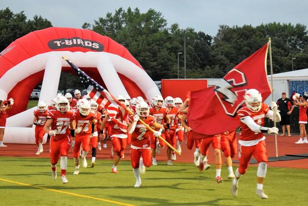 Picture for Connetquot football returns with close loss