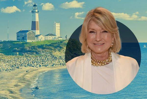 Picture for Martha Stewart sold Hamptons mansion for $16.5M — nearly double its ask