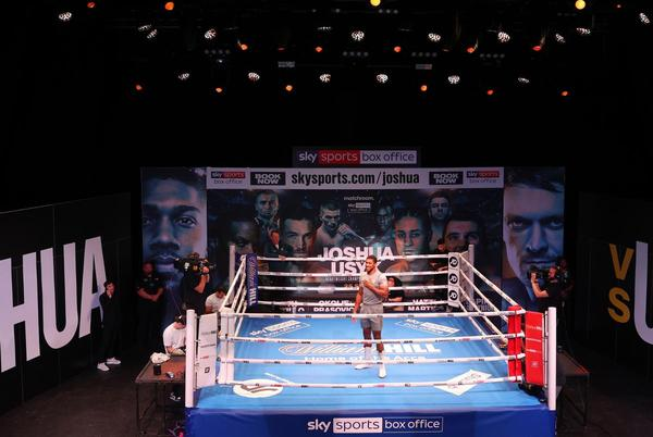 Picture for Anthony Joshua vs. Oleksandr Usyk: Fight Odds, Live Stream, Predictions