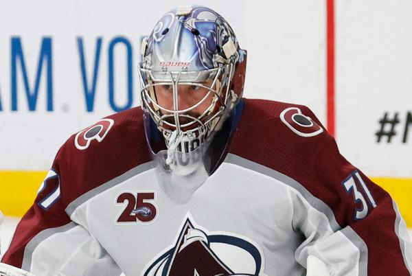 Picture for Grubauer, Kraken have sights on Stanley Cup in inaugural season