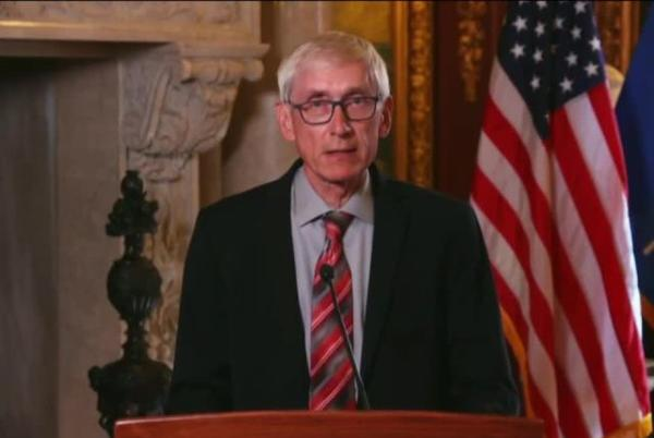 Picture for Timeline of Evers' response to Kenosha violence after Blake shooting