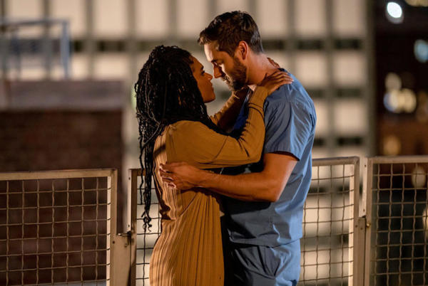 Picture for 'New Amsterdam' Boss on Why That Sharpwin Declaration Wasn't Too Soon
